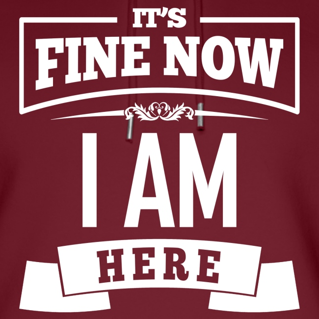 Its fine now - I am here
