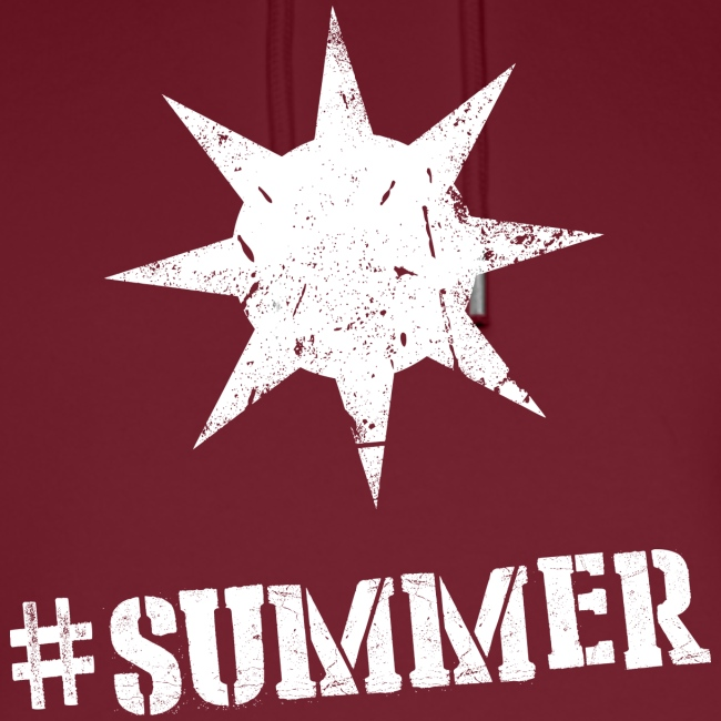 Hashtag Summer Woman