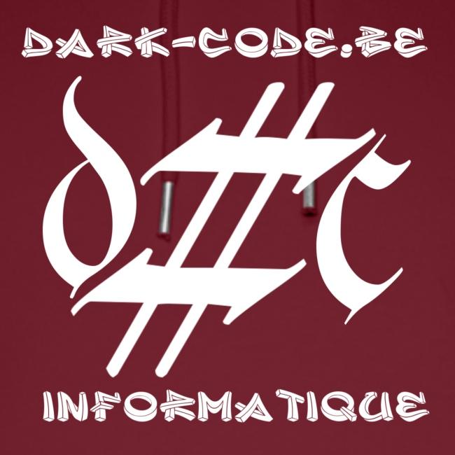 Dark-Code Gothic Logo