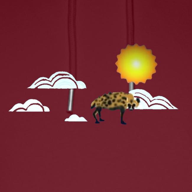 Slightly Looming Nonstandard Refraction Hyena