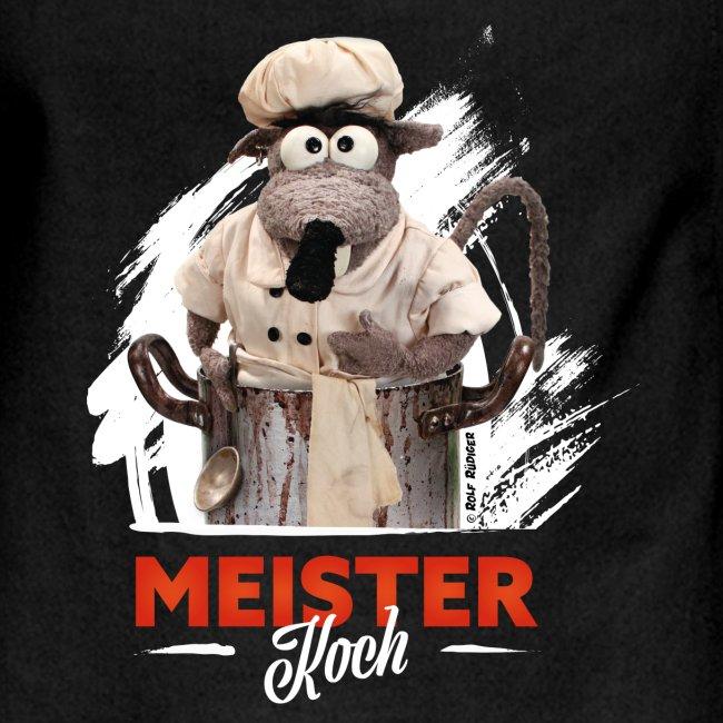 """Rolf Rüdigers Kochschürze """"Meisterkoch"""""""