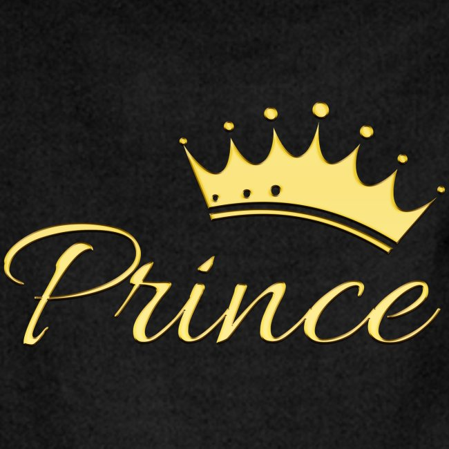 Prince Or -by- T-shirt chic et choc