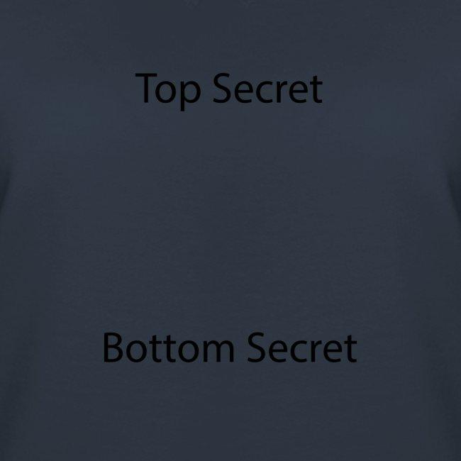 Top Secret / Bottom Secret