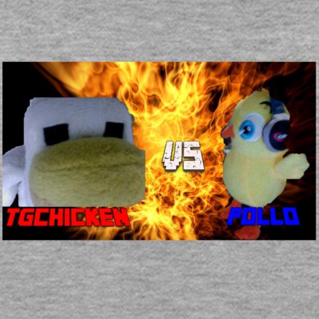 TGCHICKEN VS POLLO