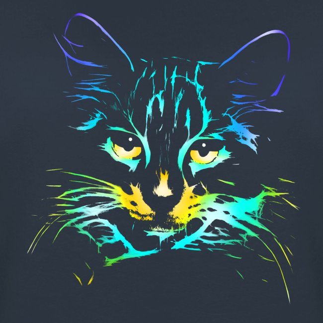 Vorschau: color kitty - Frauen Premium Pullover