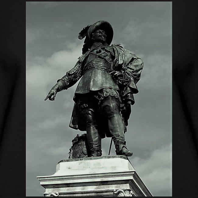 Gothenburg statue