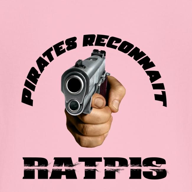 pirate reconnait Ratpis