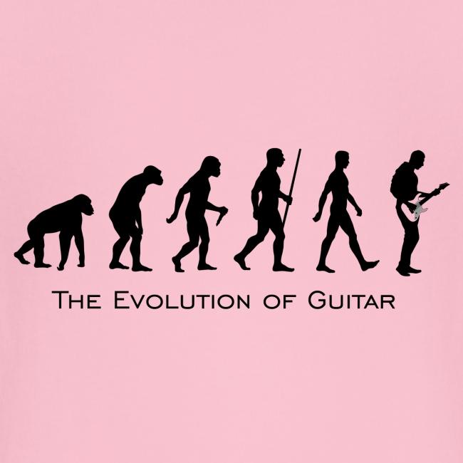 The Evolution Of Guitar