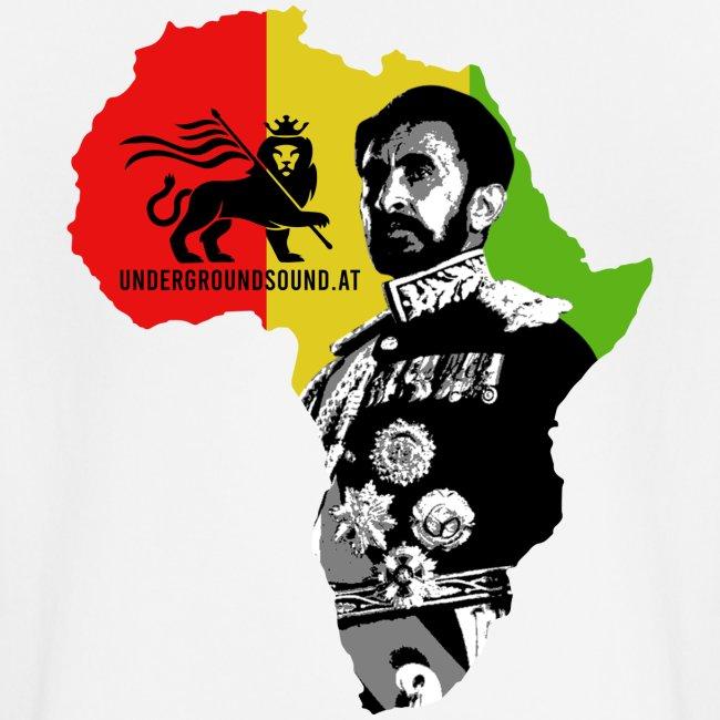 Africa Conquerin Lion H.I.M.