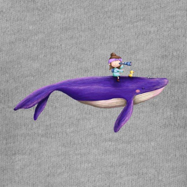 Mademoiselle KIki und der fliegende Wal