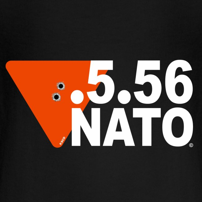 .5.56 NATO BLANC