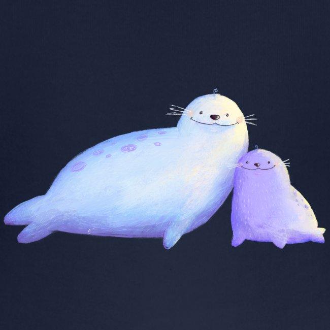 Kleine Robben