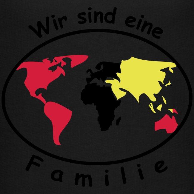 TIAN GREEN - Wir sind eine Familie