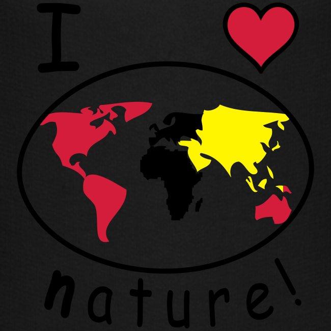 TIAN GREEN - I like Natur