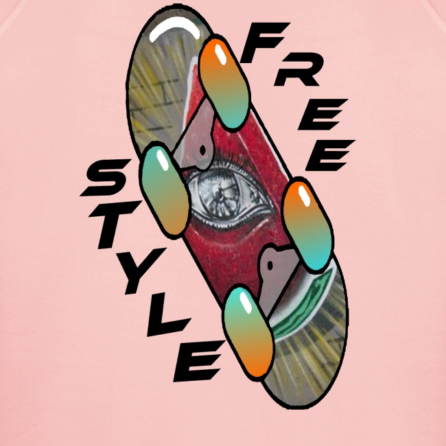 Skateboard Freestyle 2