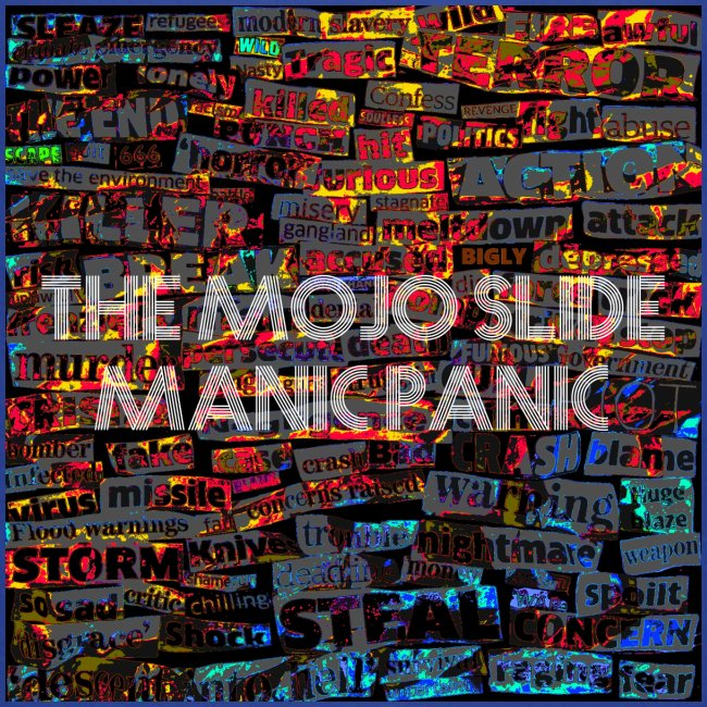 Manic Panic - Design 1