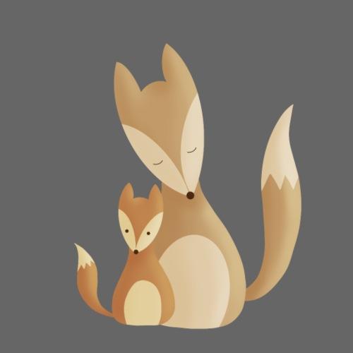 Fuchsliebe - Brotdose