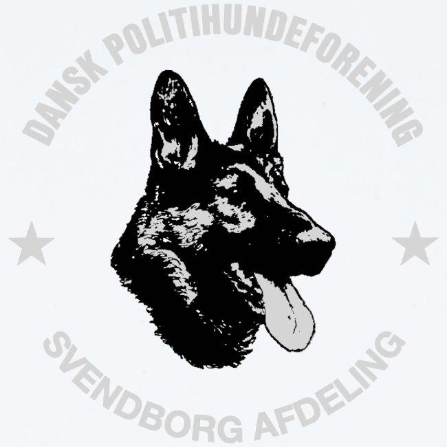 Svendborg PH hvid skrift