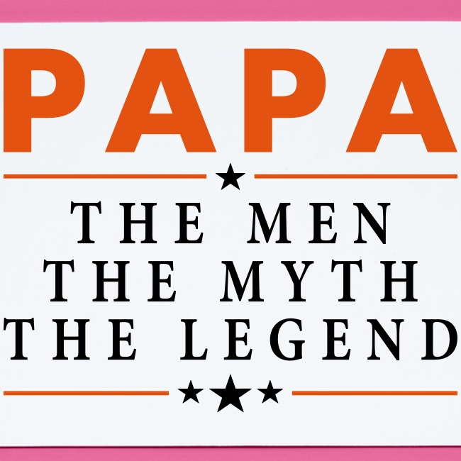 PAPA THE LEGEND