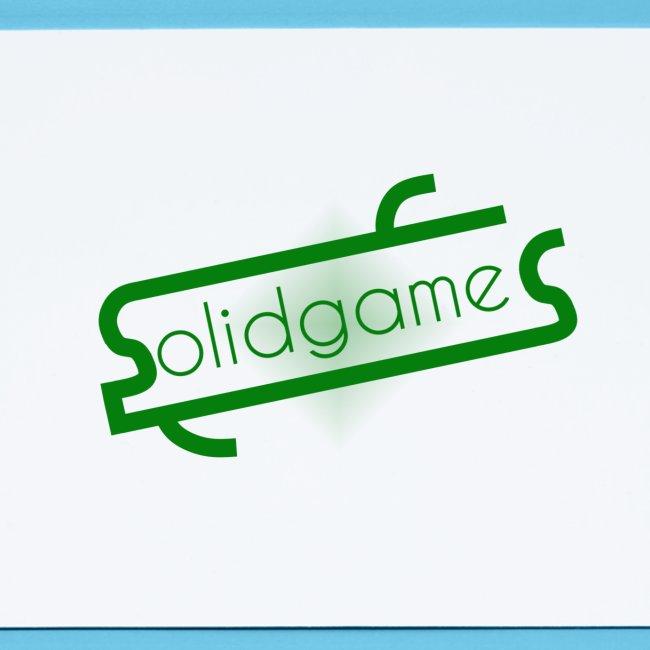 Solidgames Crewneck Grey