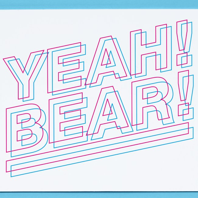 Yeah Bear Layers