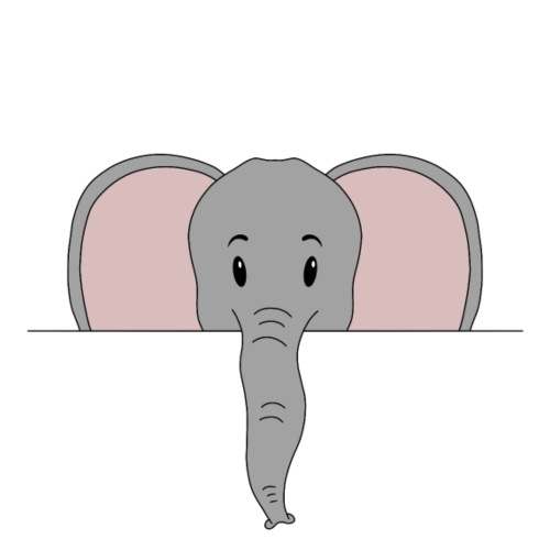 Elefant Marvin - Brotdose