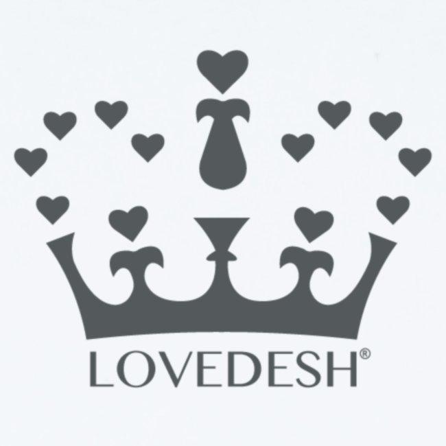 LD crown logo hearts png