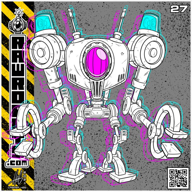 The L.I.G.H.T. Robot!