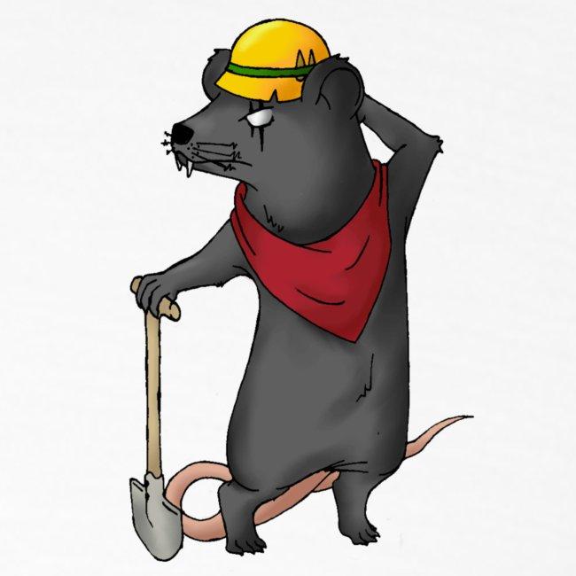 Arbeiter Ratte