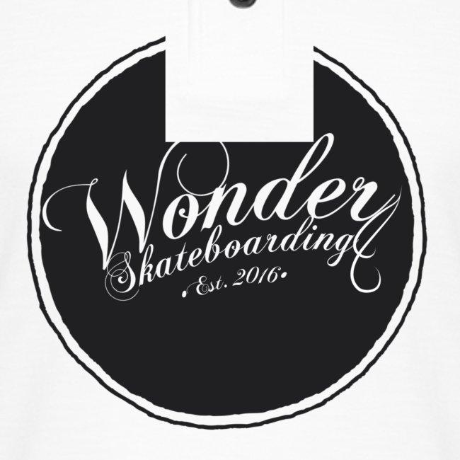 Wonder T-shirt - oldschool logo