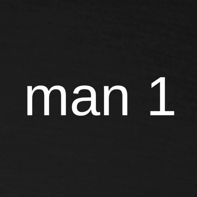 Man 1