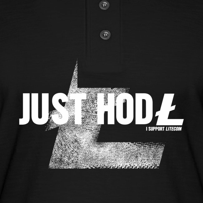 "Litecoin ""Just Hold"""