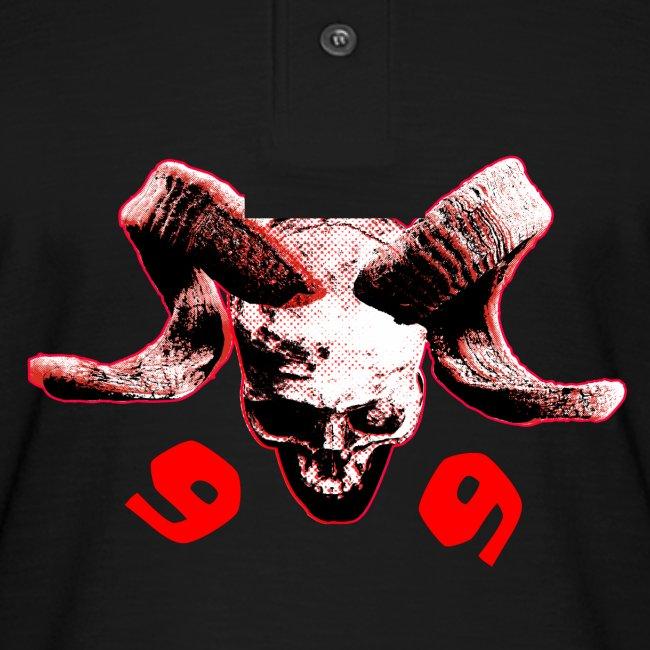 skull 666