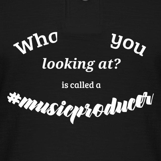 Representer Shirt Für Musik Produzenten