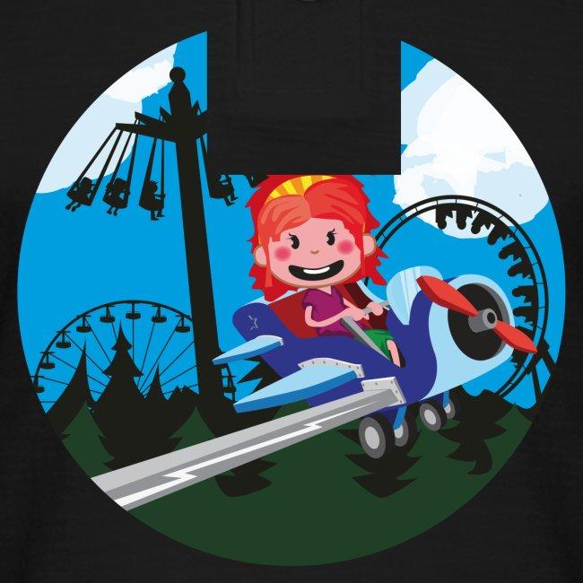 Themeparkrides - Airplanes