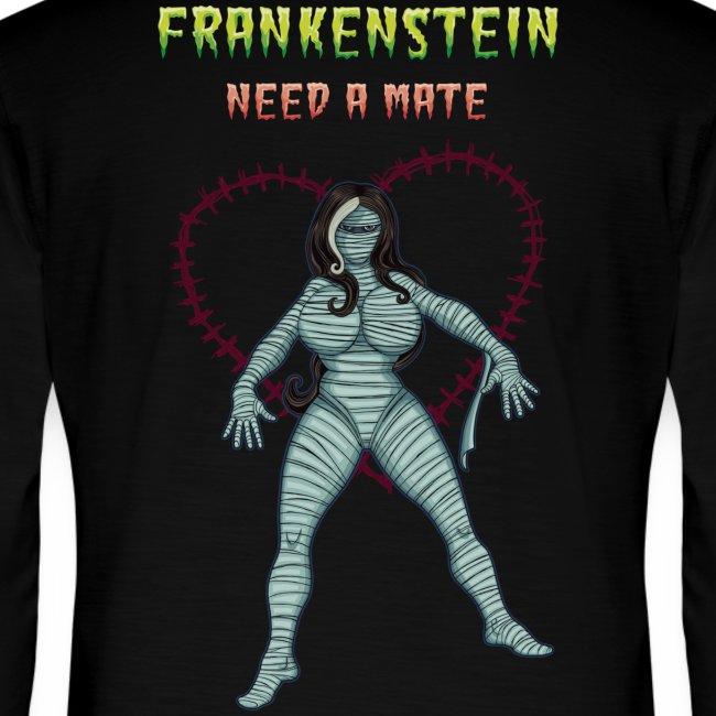 Frankenstein need a mate