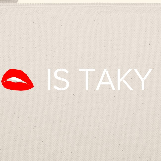 Is Taky White