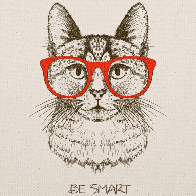 Vorschau: Cat Hipster - Täschchen