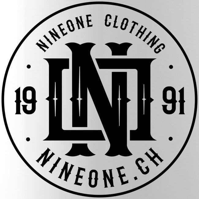 Nineone Monogram NO 03 black