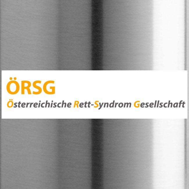 Text-Logo der ÖRSG - Rett Syndrom Österreich