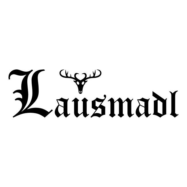 Lausmadl mit Hirsch