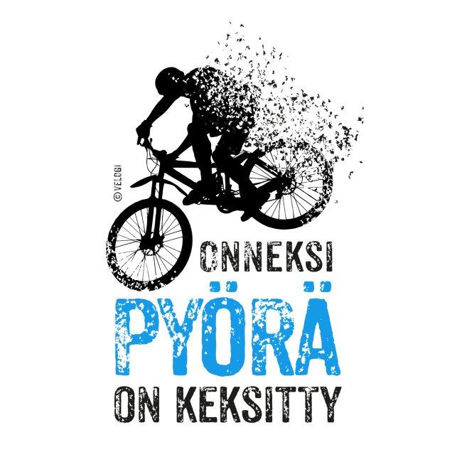 Onneksi pyörä on keksitty - MTB b