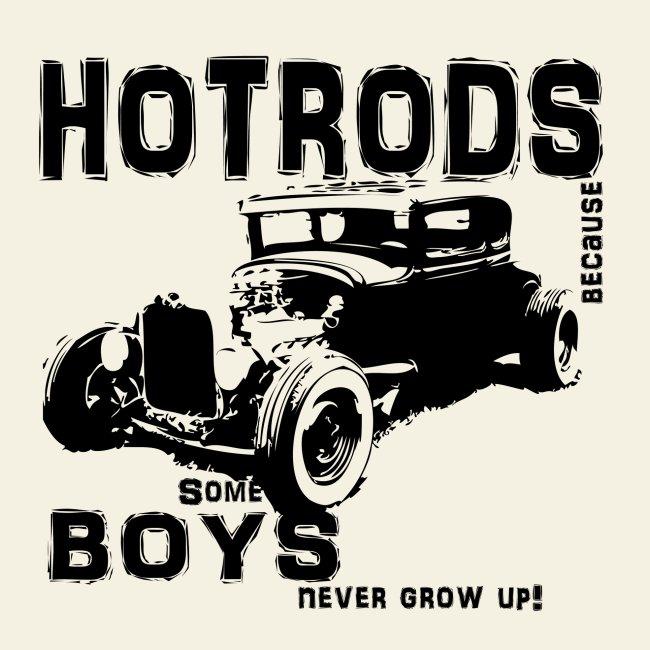 Some boys never grow up