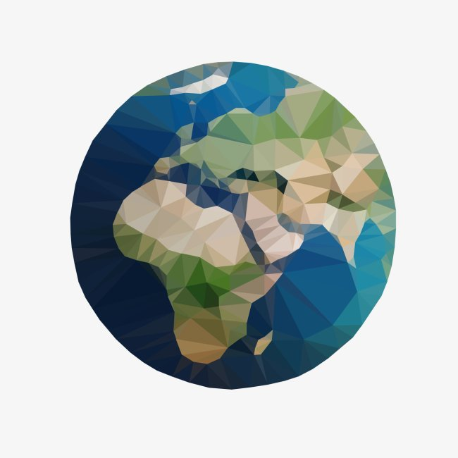 Polygon Erde