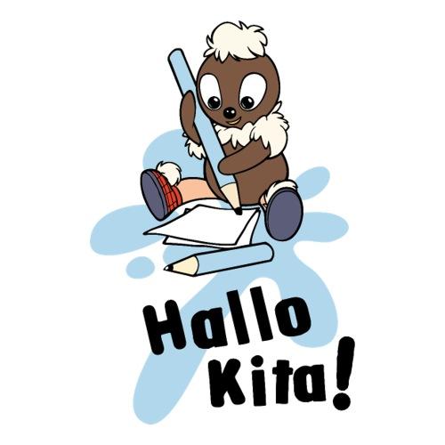 Pittiplatsch Hallo Kita! - Sticker