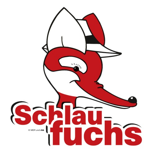 Herr Fuchs Schlaufuchs - Sticker