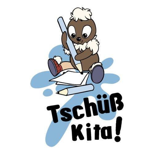 Pittiplatsch Tschüß Kita! - Sticker
