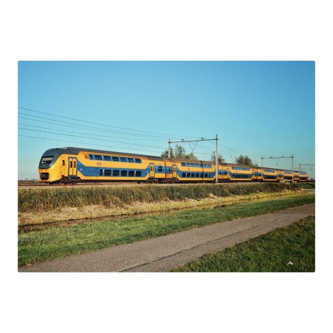 Intercity in Oostzaan