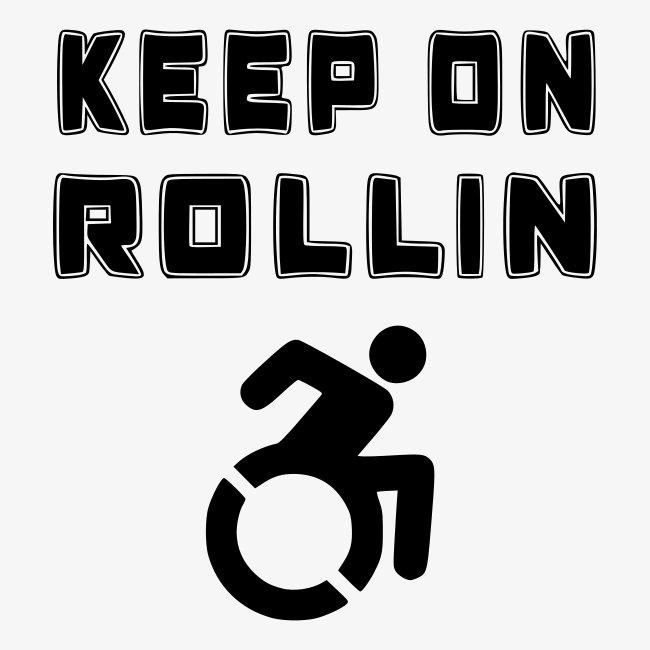 > Altijd blijven rollen met je rolstoel
