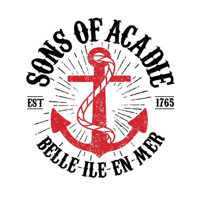 Sons Of Acadie Ancre de Marine